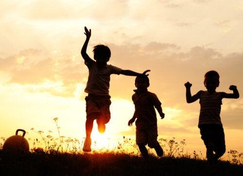 La libertad del niño según etapa