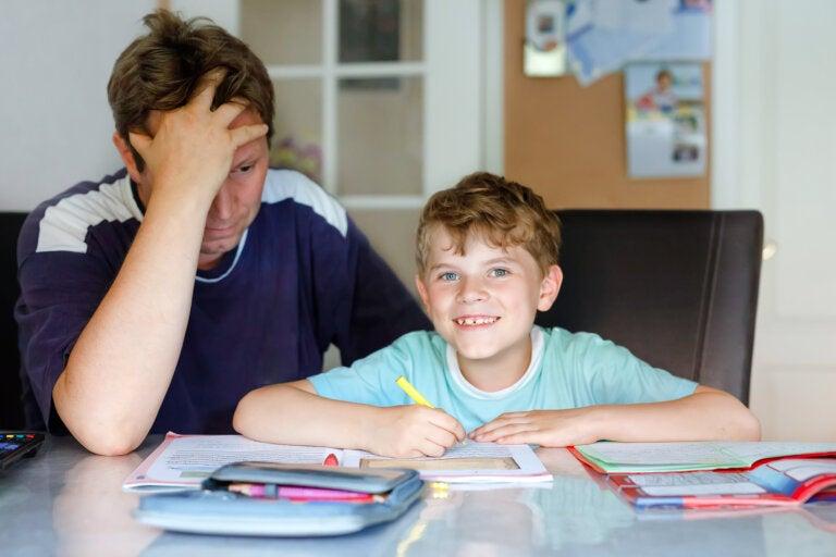 Cómo hacer los deberes sin que se convierta en una guerra