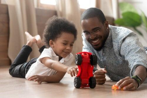 Un padre implicado tiene un valor incalculable