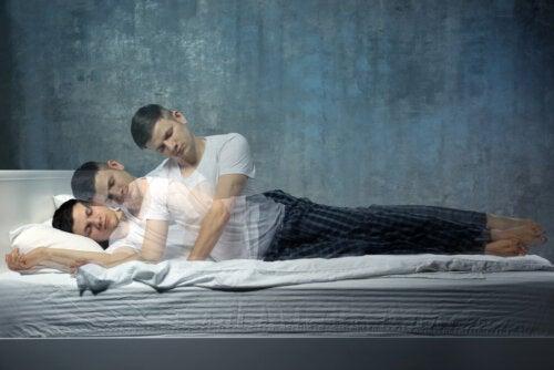 La parálisis del sueño en niños y adolescentes