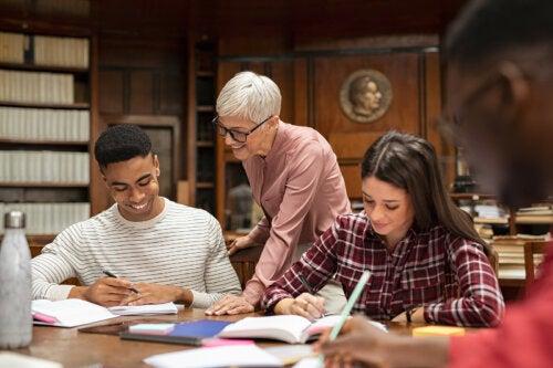 Favorecer el autoconocimiento académico en estudiantes