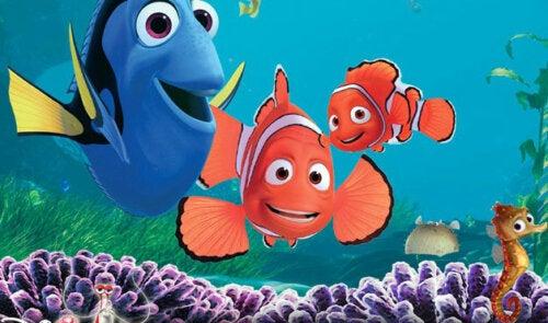 Buscando a Dory, una de las secuelas de Disney Pixar.