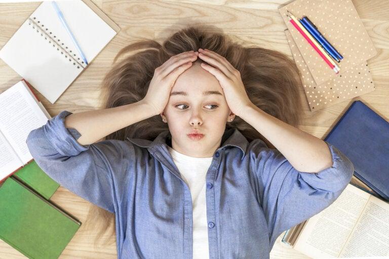 Cómo ayudar a un adolescente con problemas de aprendizaje