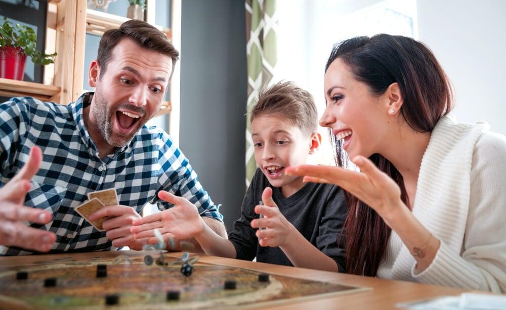 6 juegos de mesa para jugar en familia