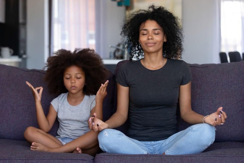 Actividades de mindfulness y meditación para familias