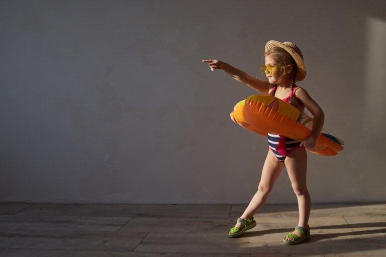 Imaginación en casa: 5 escenarios que crear para entretener a los más pequeños