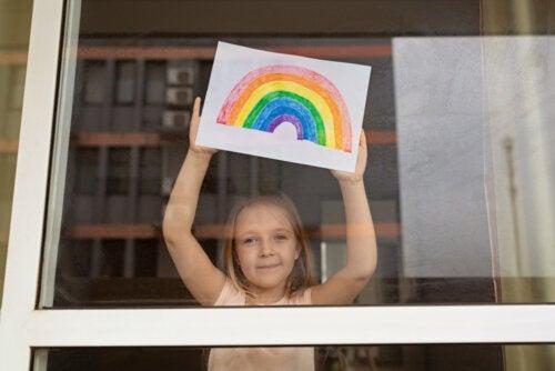 Los niños: ejemplo de adaptación durante esta cuarentena