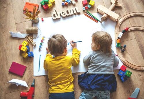 Cómo crear un espacio de aprendizaje para tu hijo en casa