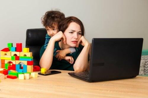 5 consejos para evitar que los niños interrumpan constantemente