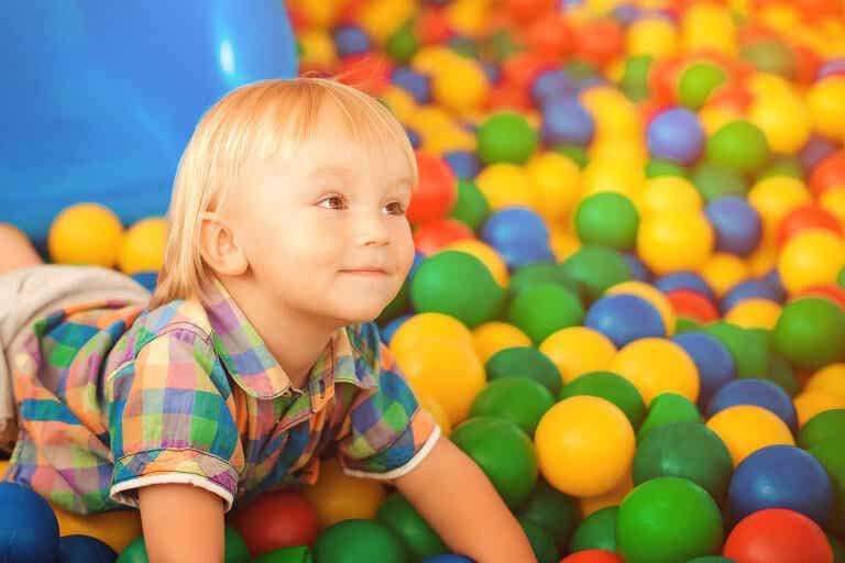 Parques de bolas: ¿peligrosos para la salud de los niños?