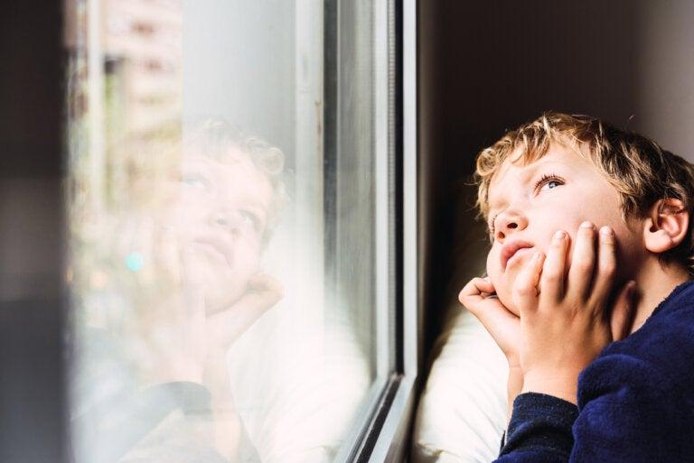 Efectos del confinamiento en los niños