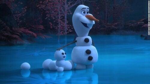 En casa con Olaf, la nueva miniserie de Disney para los más pequeños de la casa durante esta cuarentena.
