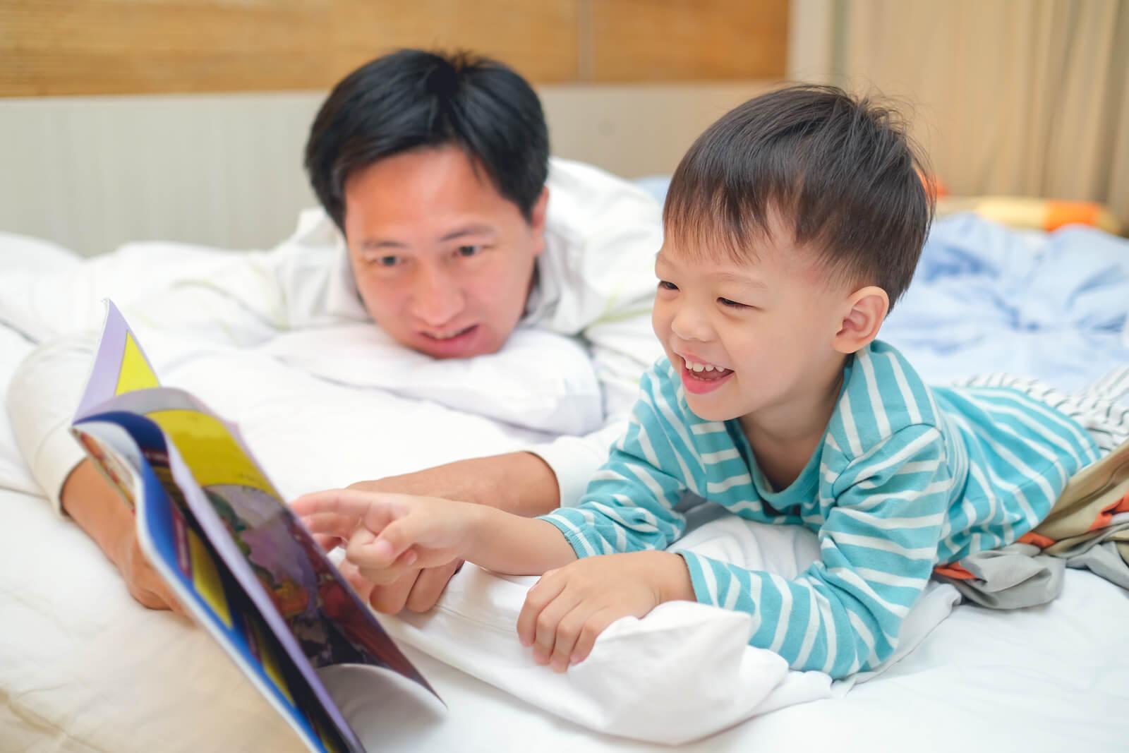 Beneficios de la presencia de un padre en la vida de los hijos