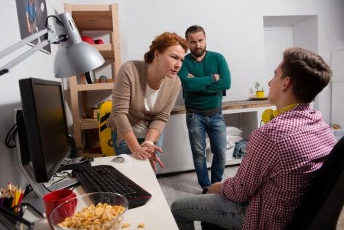 Cómo intervenir ante conflictos con adolescentes