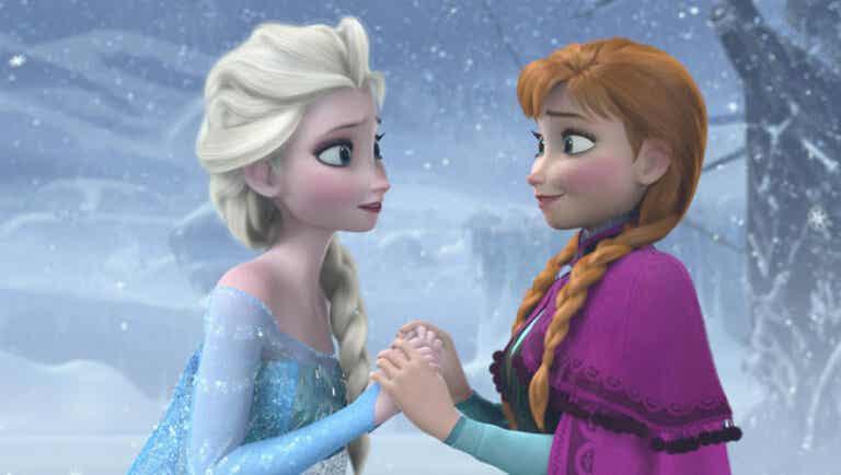 5 manualidades para crear el mundo de Frozen
