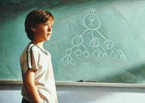 Cadena de favores, otra de las películas con valores para niños y adolescentes.
