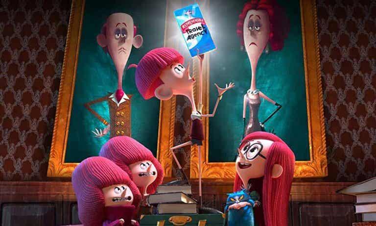 Los Hermanos Willoughby, la divertida nueva película infantil de Netflix