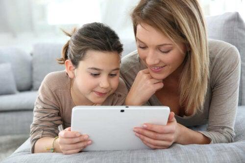 Seguridad online y niños