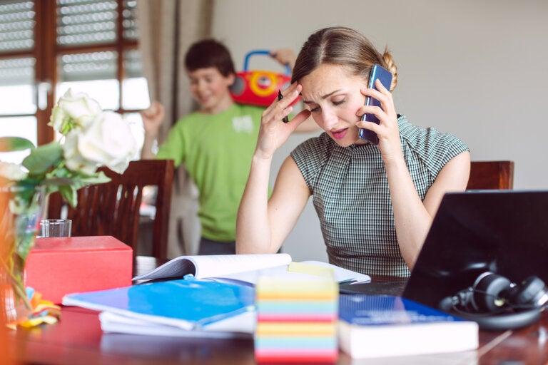 Maternidad y multitarea: ¿es cosa de cultura?