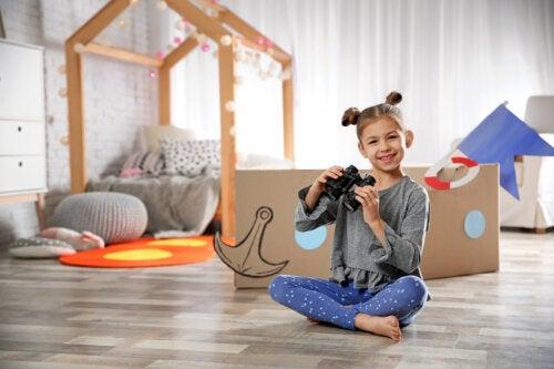 Tipos de juego importantes para tu hijo