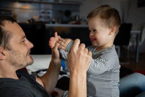 Estimulación temprana en niños con discapacidad intelectual
