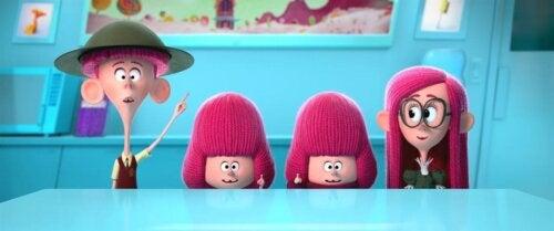 Imagen de la película Los Hermanos Willoughby.
