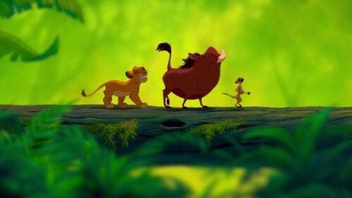 El rey león, una de las películas Disney que más lecciones enseña.