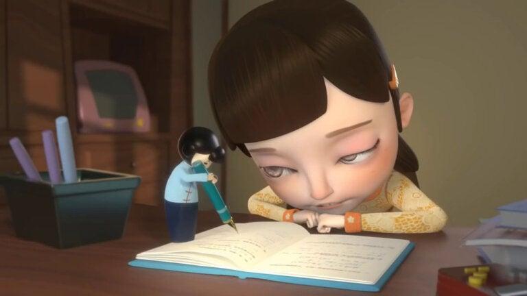 Easy life: un corto de animación sobre el valor del esfuerzo