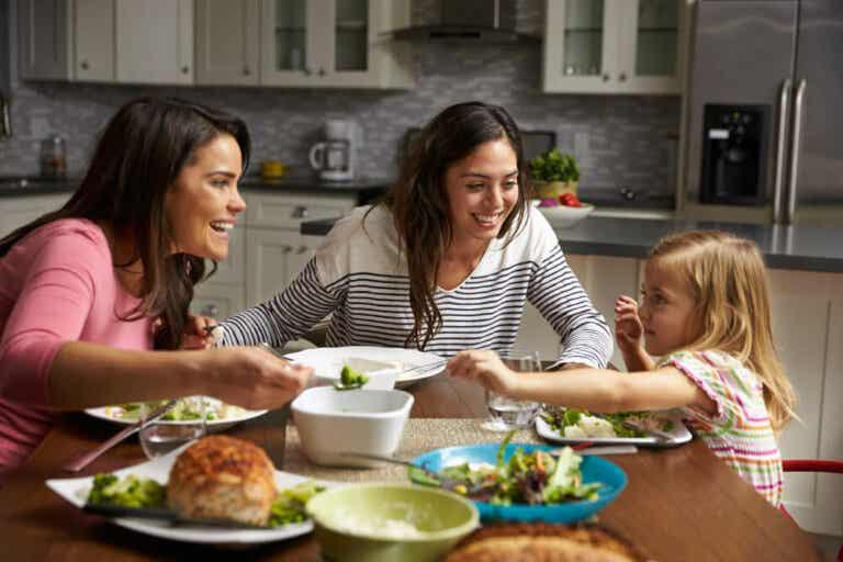 Cómo planificar un menú vegetariano y sano en familia