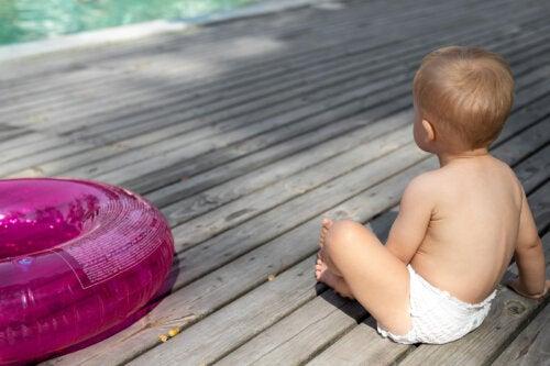 Ahogamiento en niños: ¿cómo actuar?