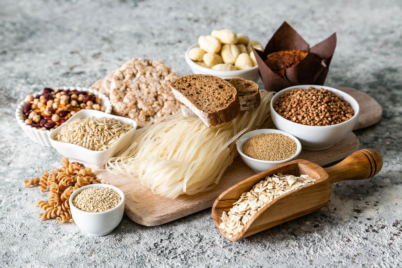 Carbohidratos, uno de los mitos sobre adelgazar.