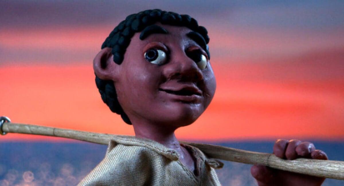 Protagonista del cortometraje El viaje de Said.