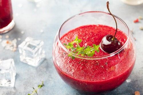 Recetas saludables con fruta veraniega