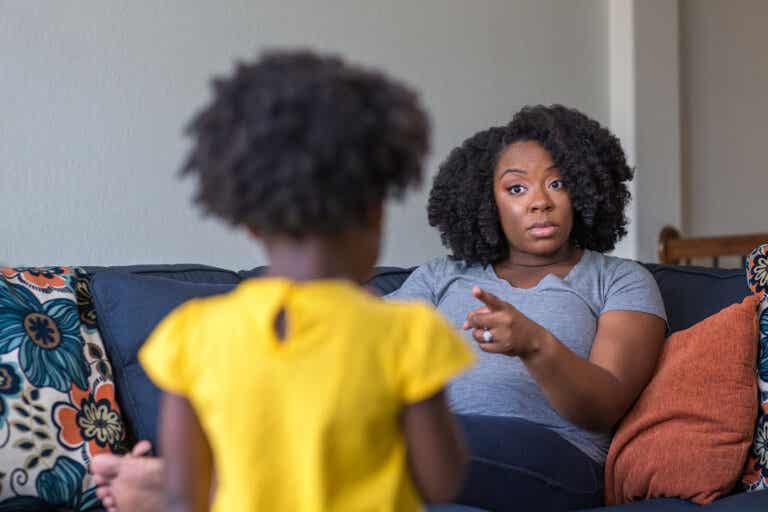 Técnica de las 3 llamadas de atención para educar a los hijos