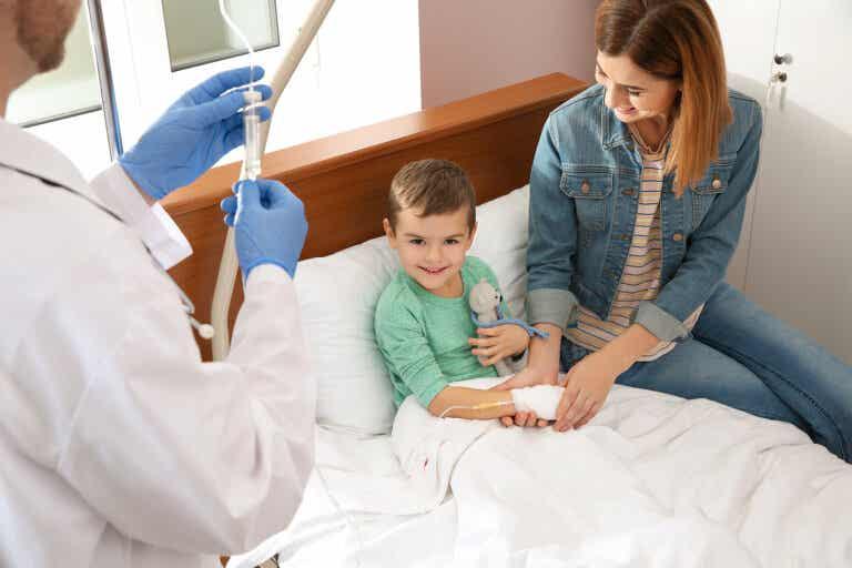 Juegaterapia: su gran labor con los niños hospitalizados