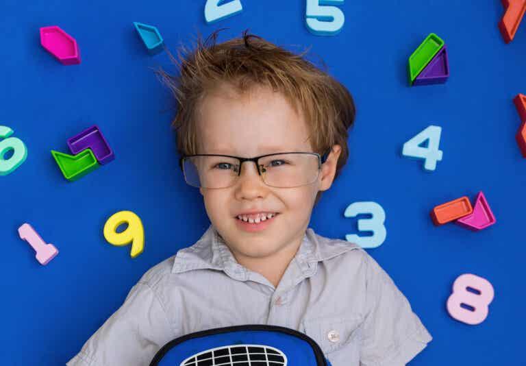 La tabla de Pitágoras para aprender a multiplicar