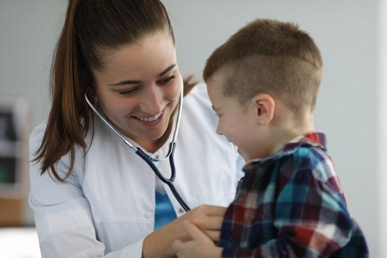 Cómo ir al pediatra sin estrés ni nervios