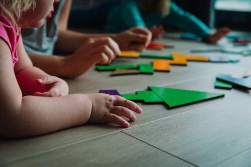 5 actividades para enseñar a resolver problemas a niños pequeños