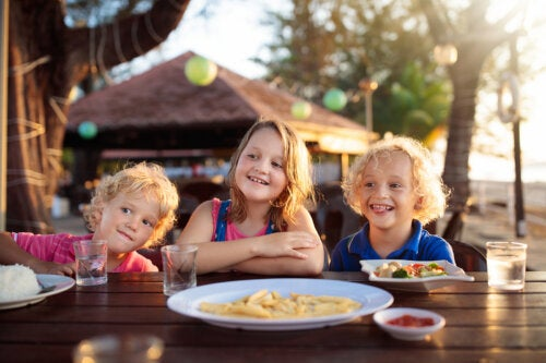 Regulación del apetito en niños
