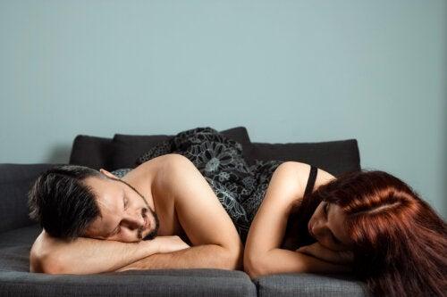 Cómo recuperar el deseo sexual después de tener al bebé