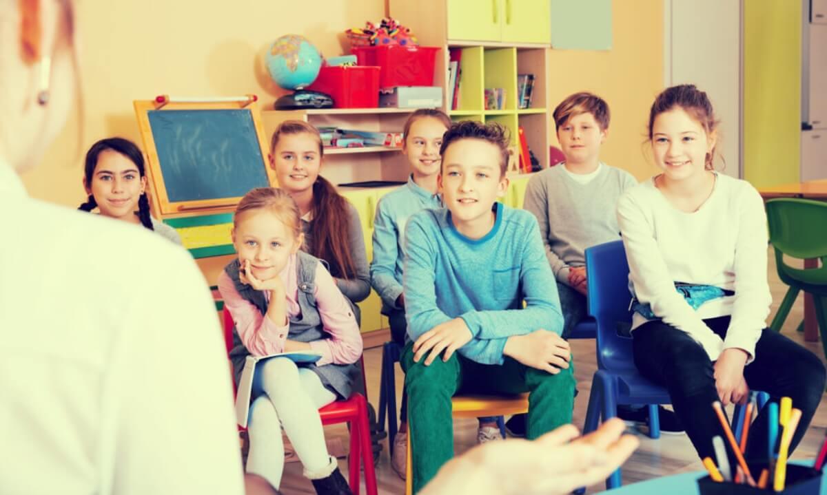 Impartiendo educación emocional en el aula.