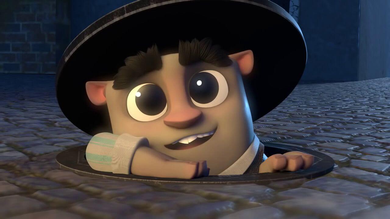 Imagen del cortometraje La fuente de los deseos.