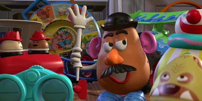 Mr. Potato: un juguete que favorece el desarrollo infantil