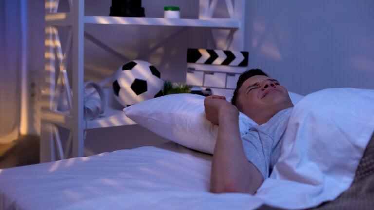 Problemas de sueño en adolescentes