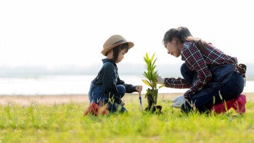 Educar a los hijos en el sentido de la trascendencia