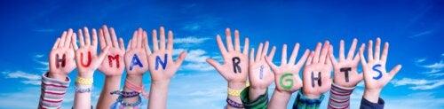 Recursos para enseñar derechos humanos a los niños