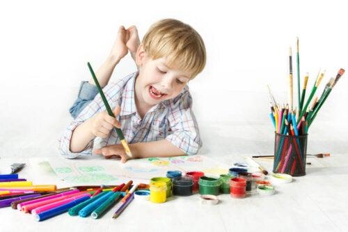 13 actividades para mejorar la coordinación mano-ojo en niños pequeños
