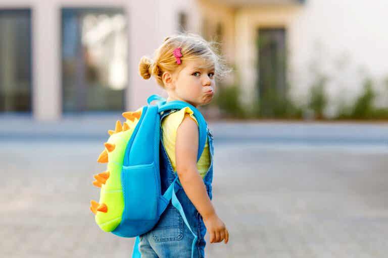 Cómo ayudar a un niño a superar el rechazo al colegio