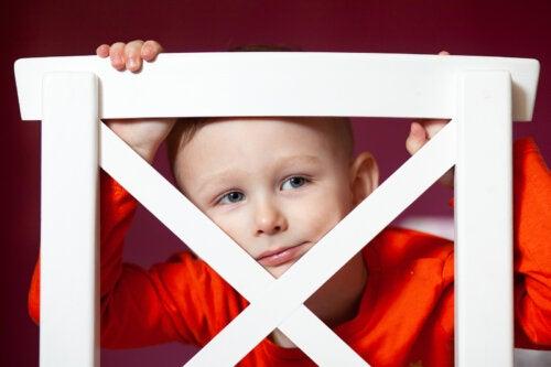 El frasco del aburrimiento para niños