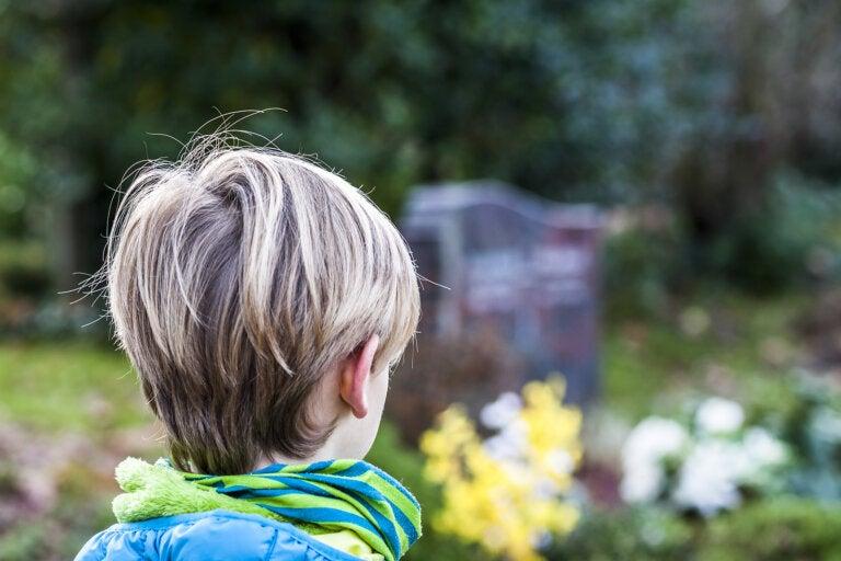 El miedo a la muerte en los niños